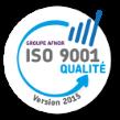 Groupe AFNOR - ISO 9001 Qualité
